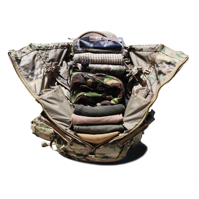 Inside The Dg3 3 Day Patrol Pack